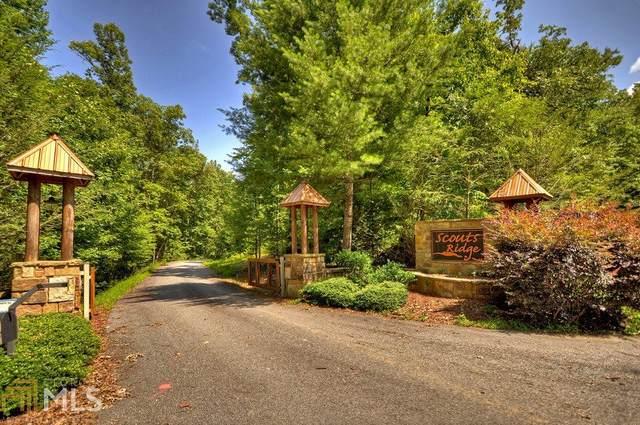 0 Scouts Ridge #3, Morganton, GA 30560 (MLS #9022065) :: Grow Local