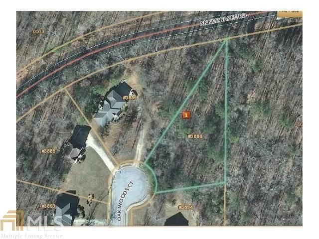 3886 Oak Woods Ct, Douglasville, GA 30135 (MLS #9022117) :: Morgan Reed Realty
