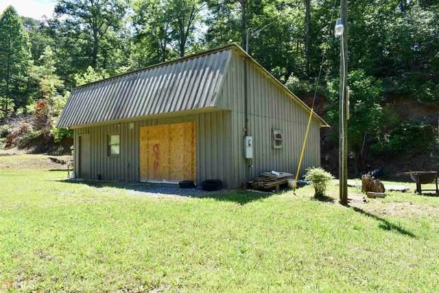 11263 Tails Creek Rd, Ellijay, GA 30540 (MLS #9022183) :: The Durham Team