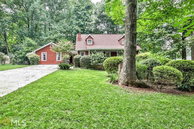 2636 Whippoorwill Cir, Duluth, GA 30097 (MLS #9022223) :: AF Realty Group
