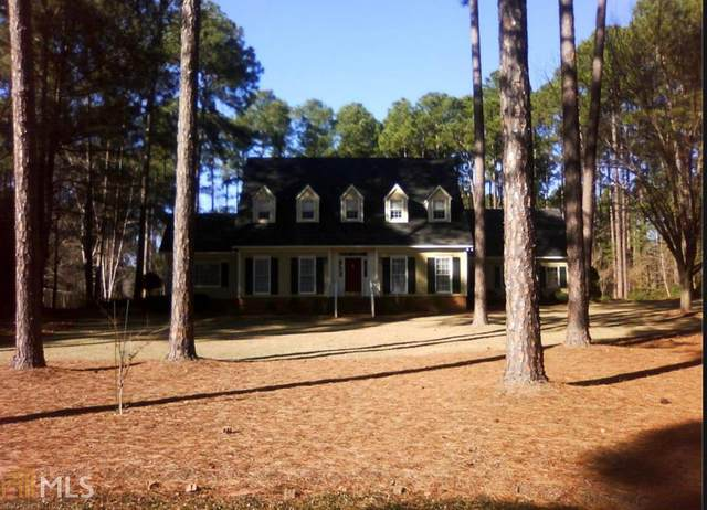 106 Hazelwood, Statesboro, GA 30458 (MLS #9022396) :: The Durham Team