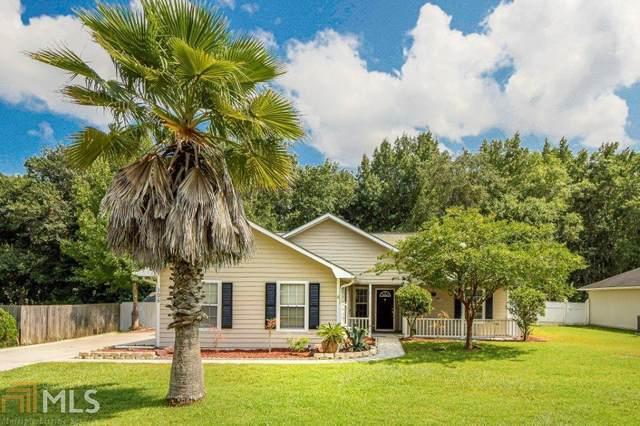 105 Lake Palms Dr, Kingsland, GA 31548 (MLS #9022400) :: Houska Realty Group