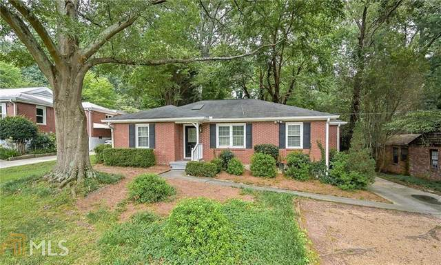 1188 Clearview Drive, Brookhaven, GA 30319 (MLS #9022477) :: Team Reign
