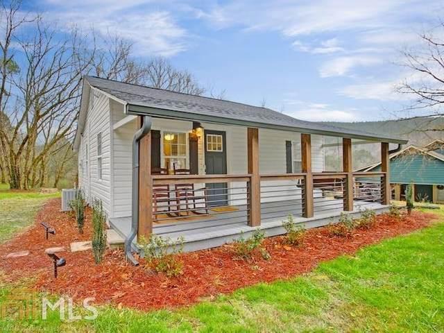 190 Old Blairsville Hwy, Talking Rock, GA 30175 (MLS #9022530) :: Team Cozart