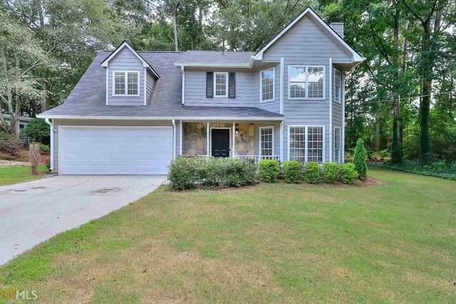 550 Rosewood Trl, Grayson, GA 30017 (MLS #9022581) :: Buffington Real Estate Group