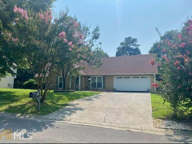 216 Overlook Dr, Calhoun, GA 30701 (MLS #9022587) :: Buffington Real Estate Group