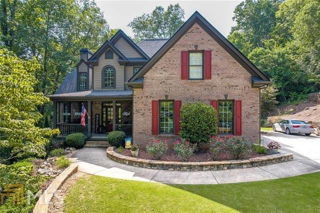 8055 Scudder Way, Ball Ground, GA 30107 (MLS #9022595) :: AF Realty Group