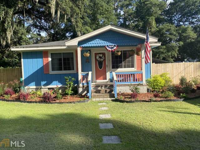 195 Holly Hill Rd, Richmond Hill, GA 31324 (MLS #9022603) :: RE/MAX Eagle Creek Realty