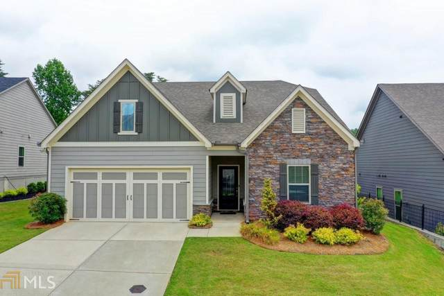 407 Ridgeway Ln, Canton, GA 30114 (MLS #9022645) :: Team Cozart