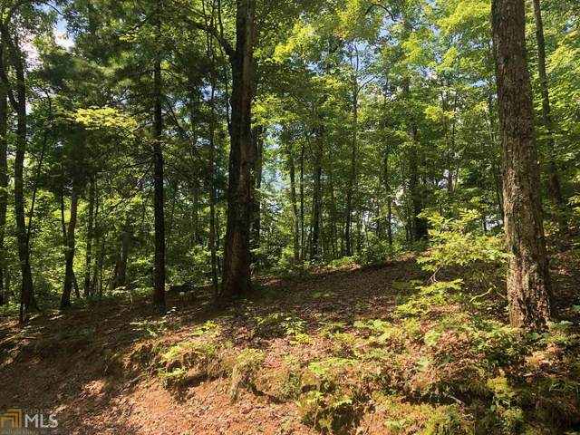 0 Hidden Lake Lot 38, Cherry Log, GA 30522 (MLS #9022697) :: Tim Stout and Associates