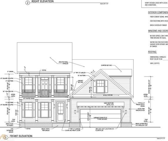 95 Middle St, Senoia, GA 30276 (MLS #9022719) :: AF Realty Group