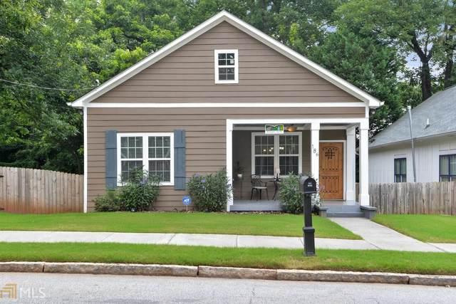 186 SW Racine St, Atlanta, GA 30314 (MLS #9022741) :: Tim Stout and Associates