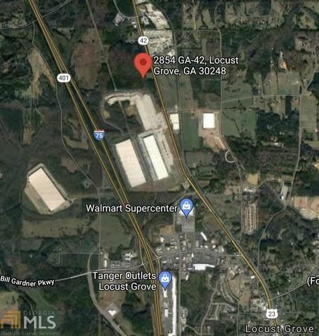 0 Highway 42, Locust Grove, GA 30248 (MLS #9022894) :: The Durham Team