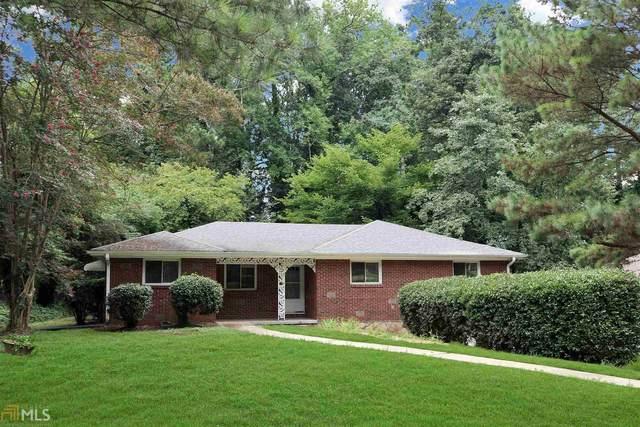 1312 Christmas Ln, Atlanta, GA 30329 (MLS #9022926) :: Crown Realty Group