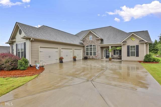 49 Moreland Oaks Dr #21, Moreland, GA 30259 (MLS #9023143) :: Athens Georgia Homes