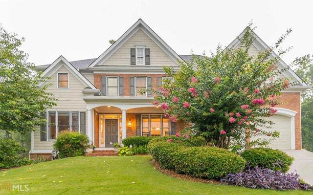934 Autumn Path Way, Snellville, GA 30078 (MLS #9023239) :: AF Realty Group