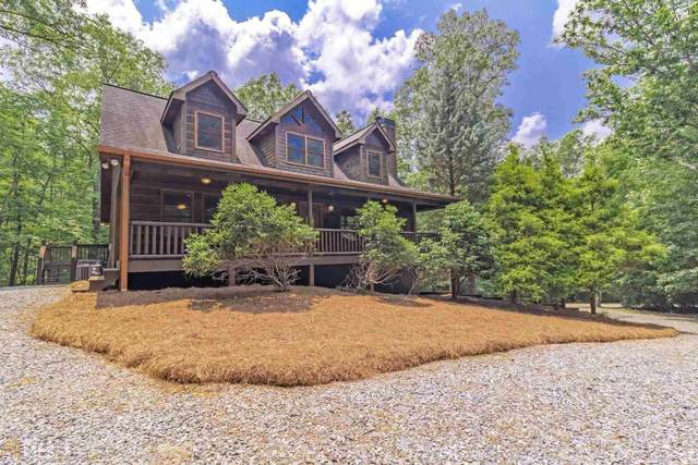 425 Hunters Ridge Rd, Mineral Bluff, GA 30559 (MLS #9023255) :: AF Realty Group