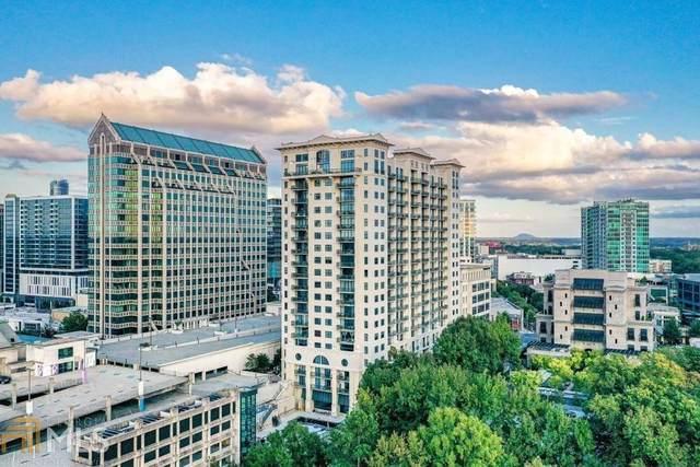 3040 NW Peachtree Rd #311, Atlanta, GA 30305 (MLS #9023302) :: Perri Mitchell Realty