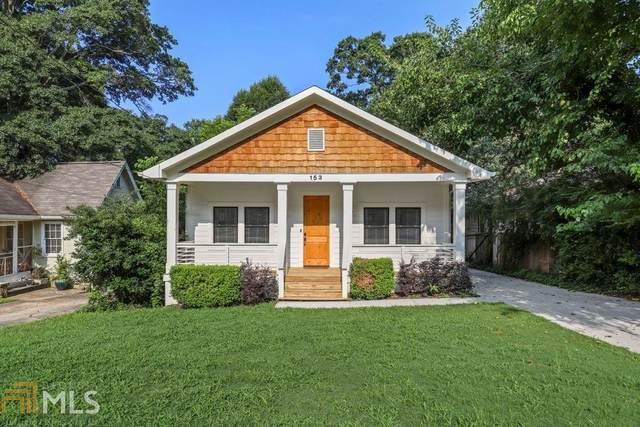 153 Warren St, Atlanta, GA 30317 (MLS #9023394) :: Crown Realty Group