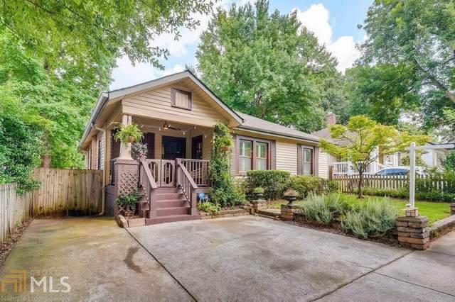 124 Dahlgren St, Atlanta, GA 30317 (MLS #9023508) :: Crown Realty Group