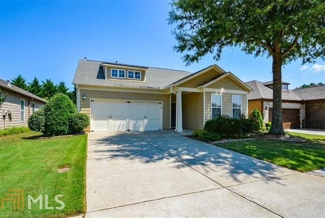 207 Balsam Dr, Canton, GA 30114 (MLS #9023537) :: RE/MAX One Stop