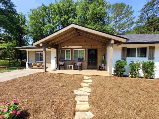 4214 Blue Ridge Dr, Blue Ridge, GA 30513 (MLS #9023627) :: AF Realty Group