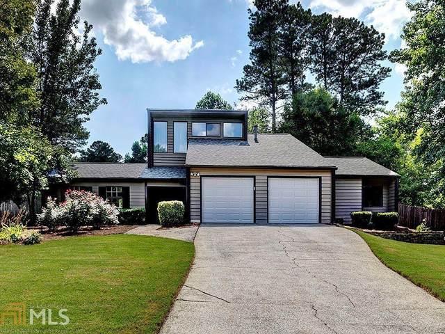 4648 N N Landing Drive, Marietta, GA 30066 (MLS #9023648) :: Team Cozart