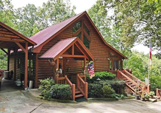 634 Sunrise Valley, Blue Ridge, GA 30513 (MLS #9023697) :: AF Realty Group
