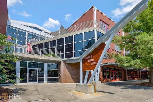 572 Edgewood Ave #216, Atlanta, GA 30312 (MLS #9023715) :: Maximum One Greater Atlanta Realtors