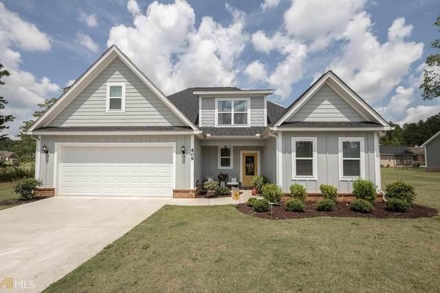 409 Cherry Hill, Gray, GA 31032 (MLS #9023779) :: Rettro Group