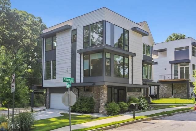 1768 Marietta Rd #4, Atlanta, GA 30318 (MLS #9023811) :: Bonds Realty Group Keller Williams Realty - Atlanta Partners