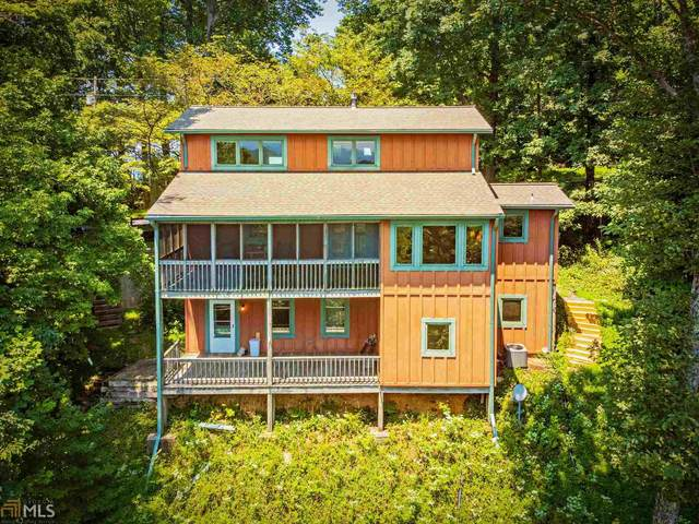 1574 Walnut Ridge, Ellijay, GA 30536 (MLS #9023818) :: Anderson & Associates