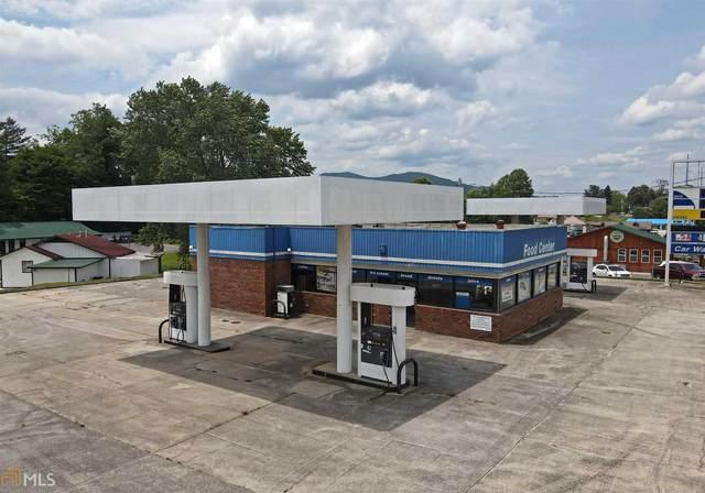 163 S Main St, Hiawassee, GA 30546 (MLS #9023908) :: Rettro Group