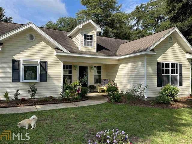390 Eastman Hwy, Hawkinsville, GA 31036 (MLS #9023958) :: Tim Stout and Associates