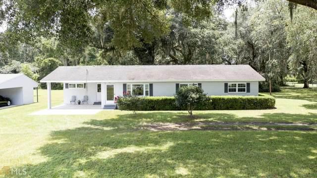 161 Eleventh Ave, SAINT GEORGE, GA 31562 (MLS #9023974) :: Anderson & Associates