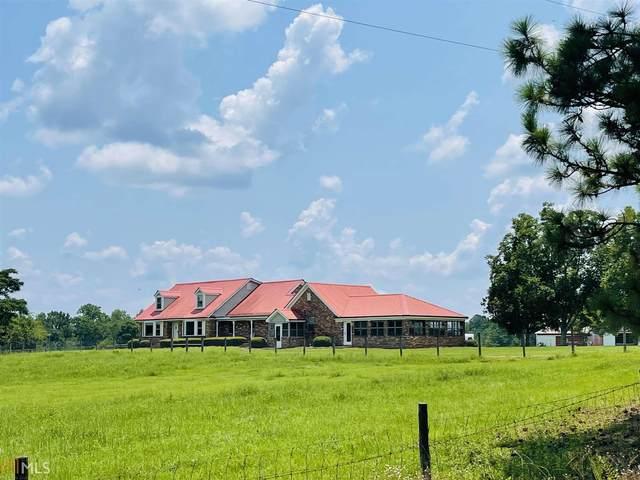 138 Minter Road, Ellaville, GA 31806 (MLS #9023994) :: Anderson & Associates