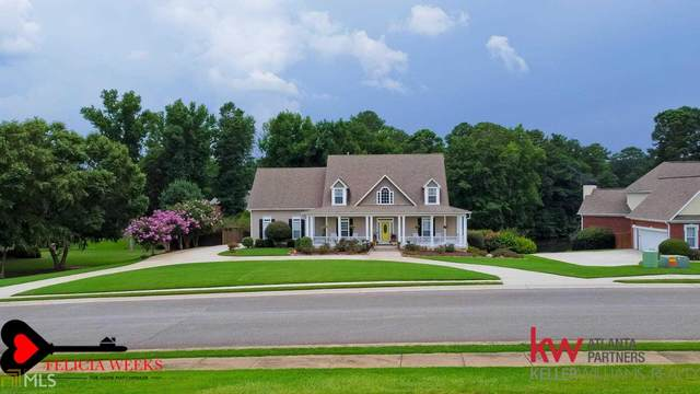110 Chaparral Trce, Tyrone, GA 30290 (MLS #9024038) :: The Realty Queen & Team