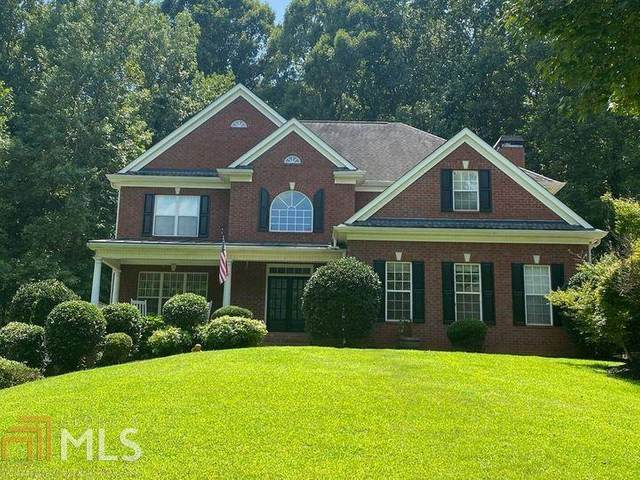 150 Rebel Rise, Fayetteville, GA 30215 (MLS #9024245) :: Bonds Realty Group Keller Williams Realty - Atlanta Partners