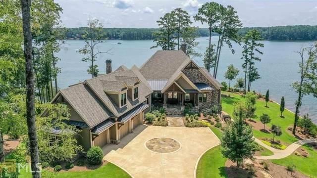 1021 Wooten Hill Ct, Greensboro, GA 30642 (MLS #9024363) :: EXIT Realty Lake Country