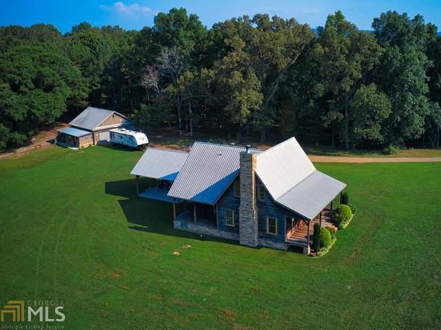 126 Tate Road, Cedartown, GA 30125 (MLS #9024418) :: AF Realty Group