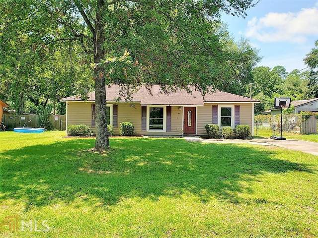 526 South West St, Kingsland, GA 31548 (MLS #9024654) :: The Realty Queen & Team