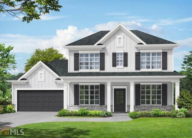 1701 Flagstone Ln, Loganville, GA 30052 (MLS #9024703) :: Crown Realty Group