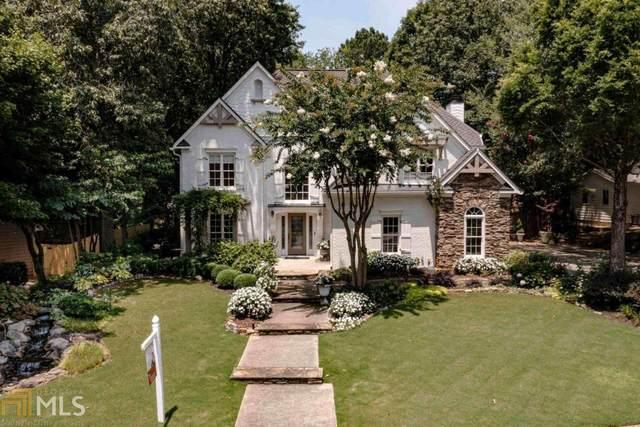 5806 Fairwood Walk, Acworth, GA 30101 (MLS #9024756) :: Crown Realty Group