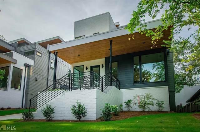 508 Boulevard Pl A, Atlanta, GA 30308 (MLS #9024841) :: Maximum One Greater Atlanta Realtors