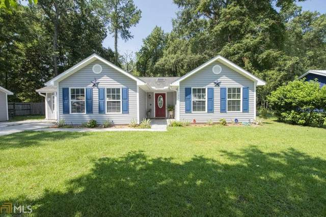 184 W Woodhaven Dr, Kingsland, GA 31548 (MLS #9024901) :: Military Realty