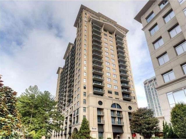 3040 Peachtree Rd #1301, Atlanta, GA 30305 (MLS #9025161) :: Maximum One Greater Atlanta Realtors
