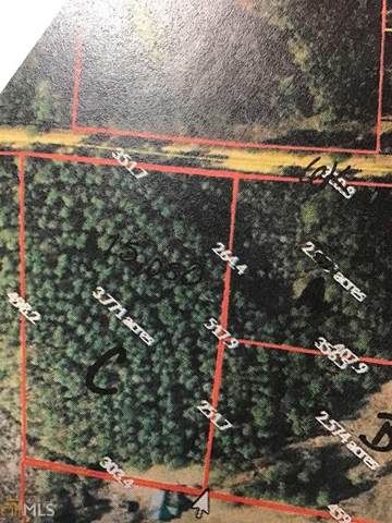 0 Sudie Pearl Jones Rd Lot C, Alamo, GA 30411 (MLS #9025219) :: EXIT Realty Lake Country