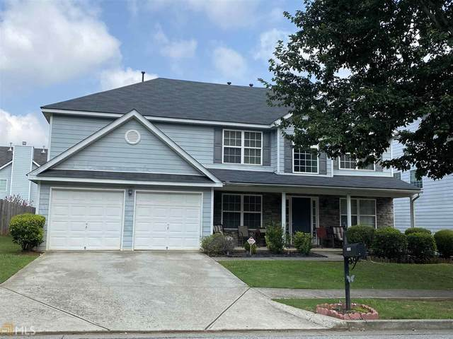 2840 Austin Ridge Drive #17, Dacula, GA 30019 (MLS #9025235) :: The Huffaker Group