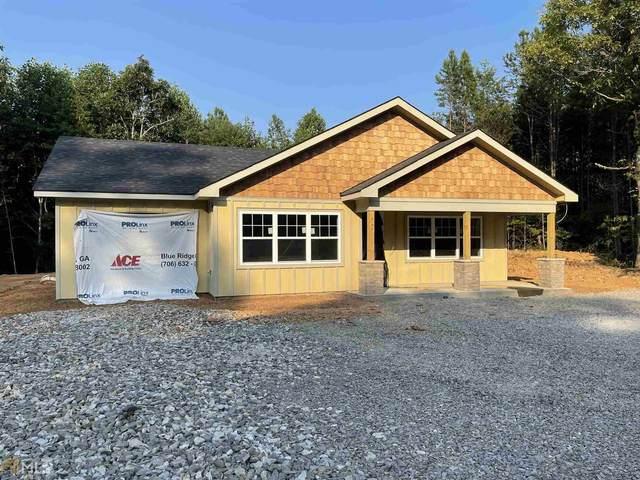 0 Walnut Hills Dr Lot 9, Mineral Bluff, GA 30559 (MLS #9025243) :: Tim Stout and Associates