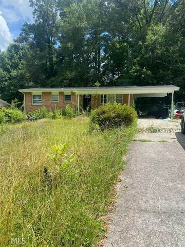 518 W Sherwood Drive, Riverdale, GA 30274 (MLS #9025248) :: The Cole Realty Group